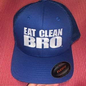Eat clean bro hats